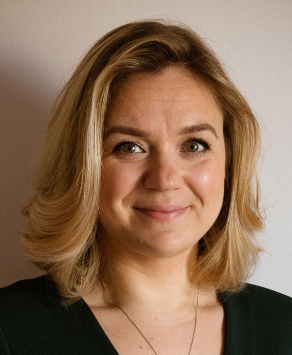 Marina Bradford, Sustainable Procurement Expert